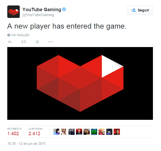 YouTubeGaming